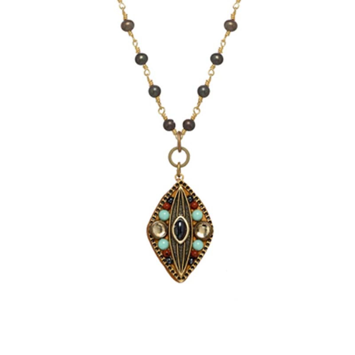 Michal Golan Southwest Style Necklace
