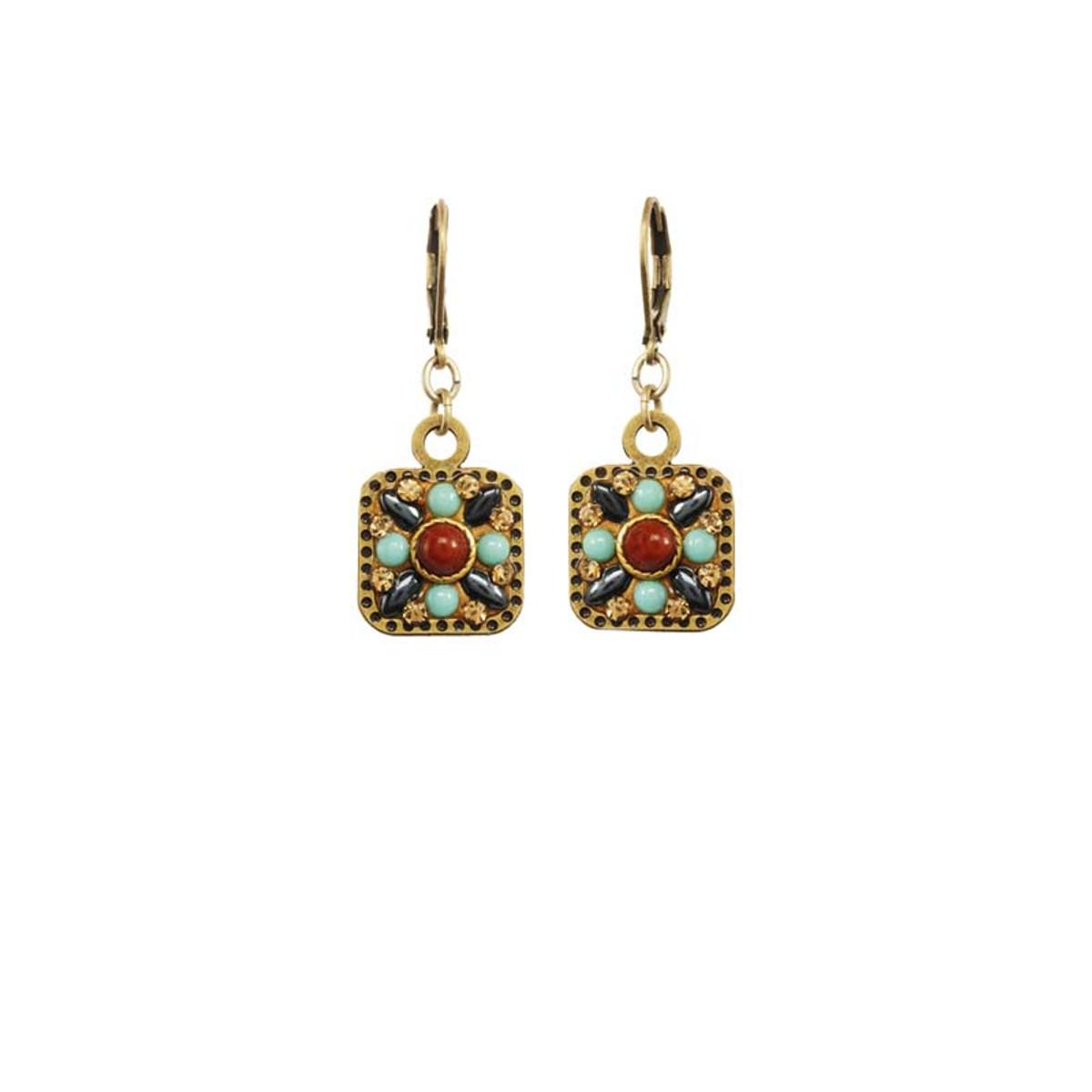 Michal Golan Gold Earrings Southwest