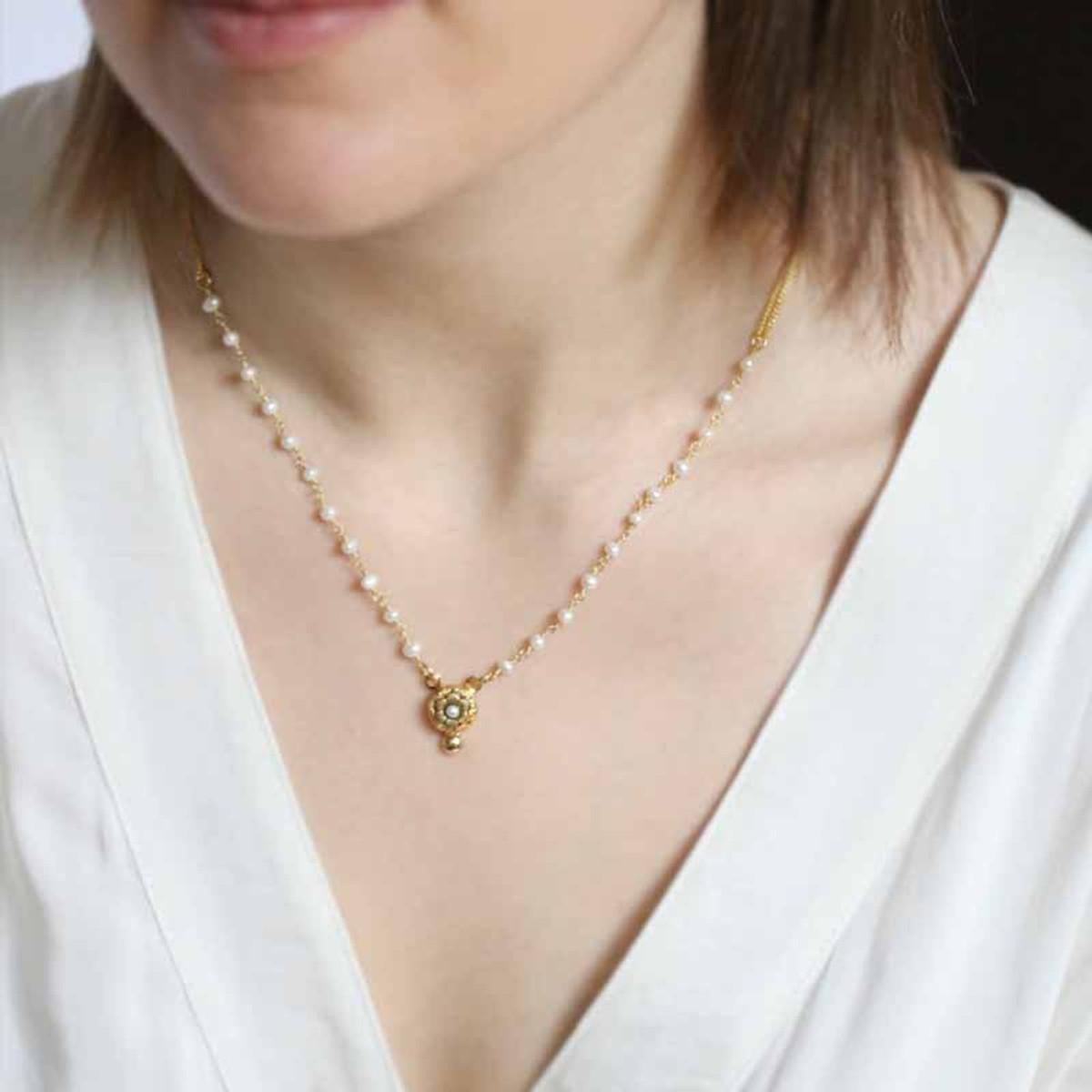 Michal Golan Elegante Style Necklace