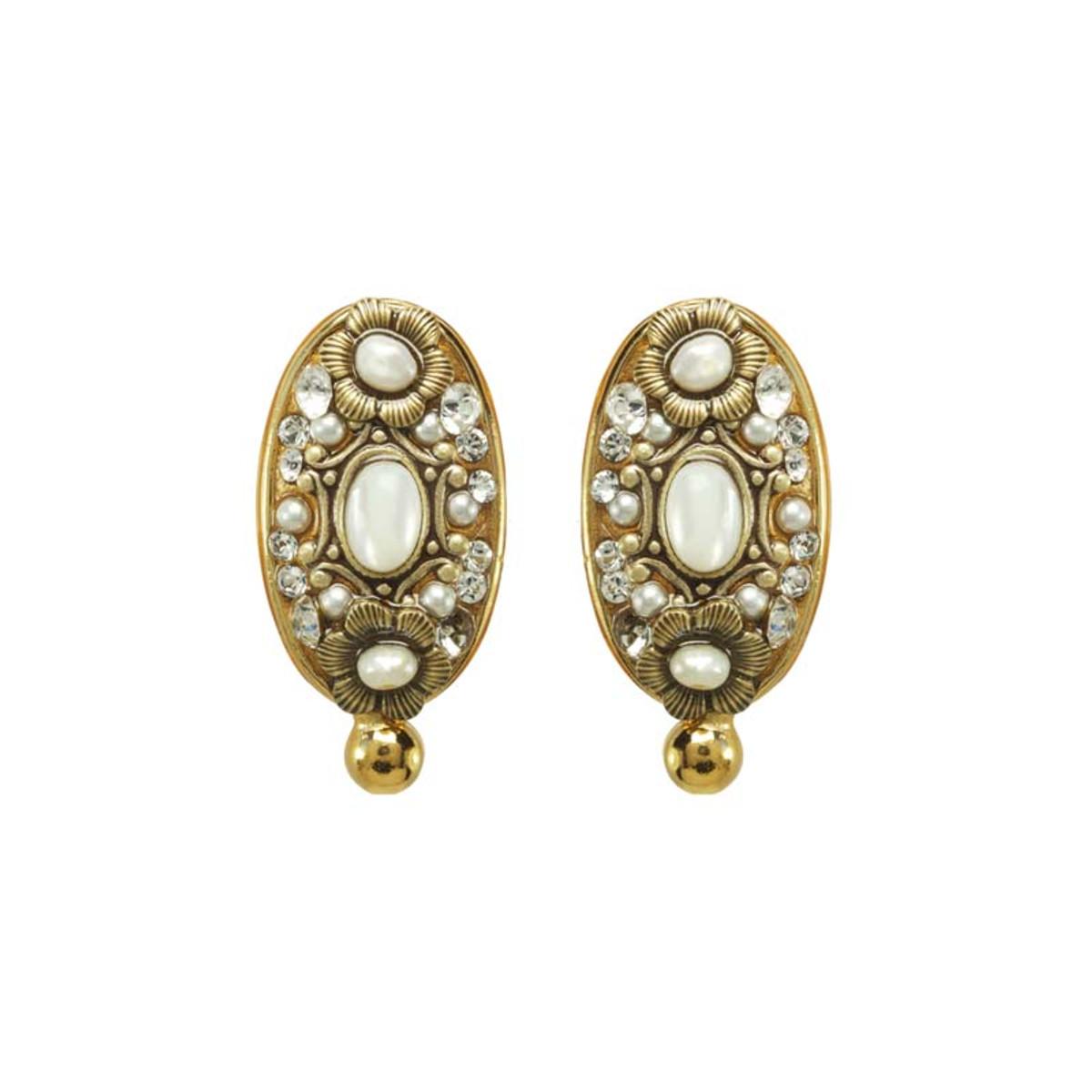Michal Golan Elegante Style Earrings