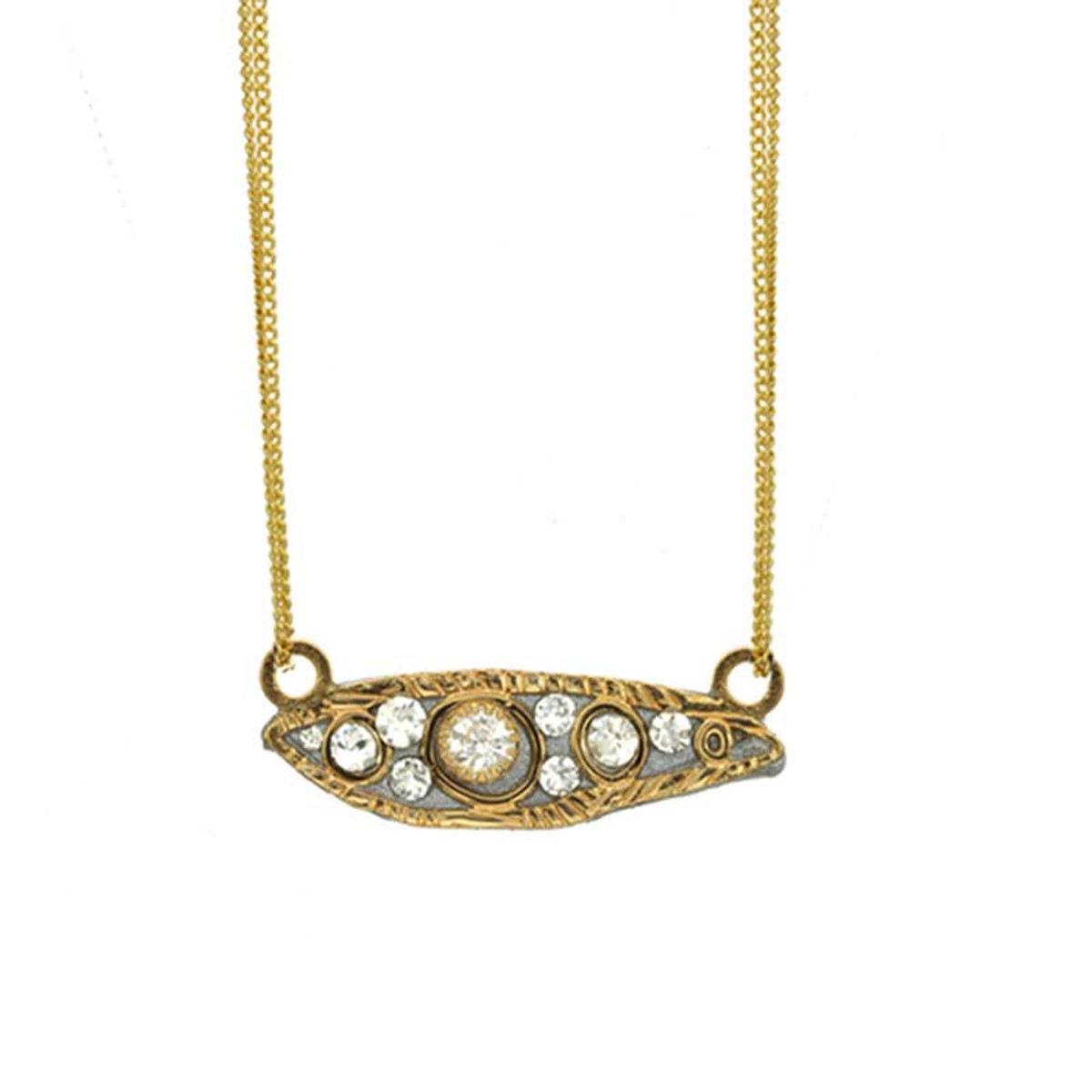 Icicle necklaces by Michal Golan Jewelry