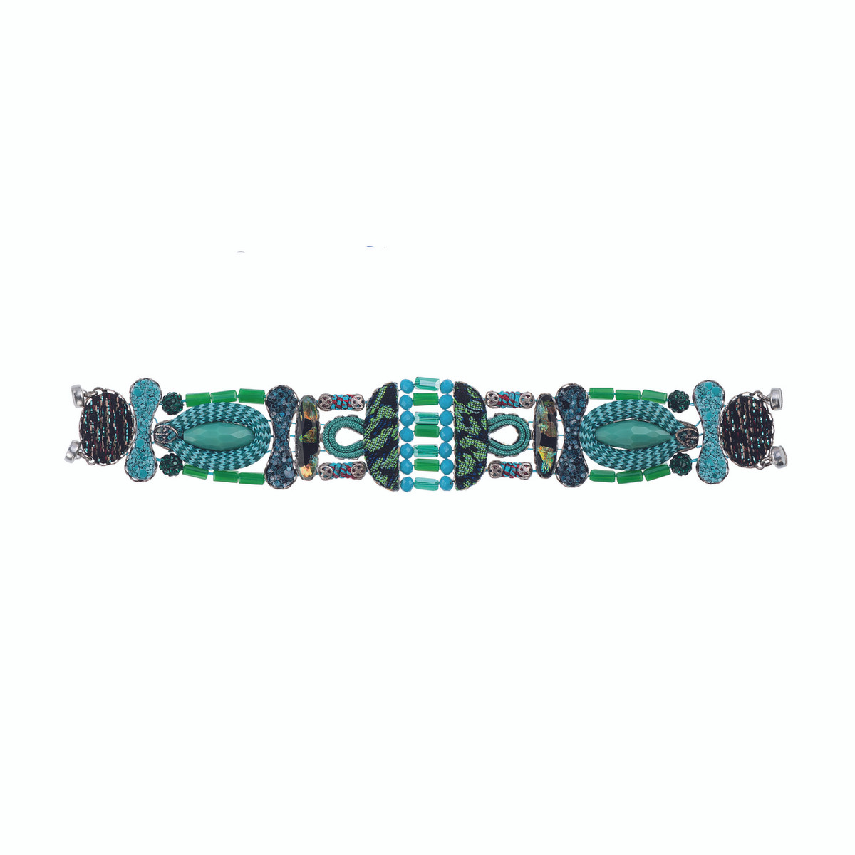 Ayala Bar Commotion in the Ocean Meditteranean Ocean Bracelet - One Left