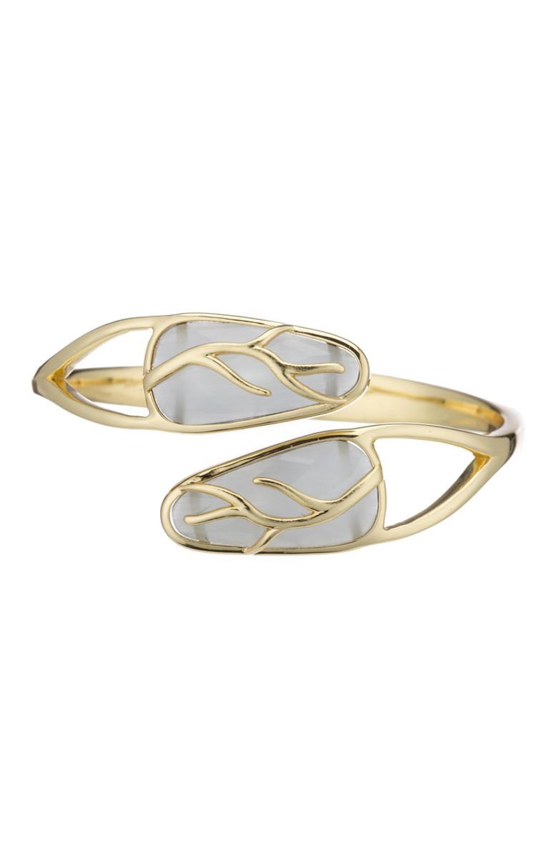 Marcia Moran Jewelry Vine Bracelet Grey