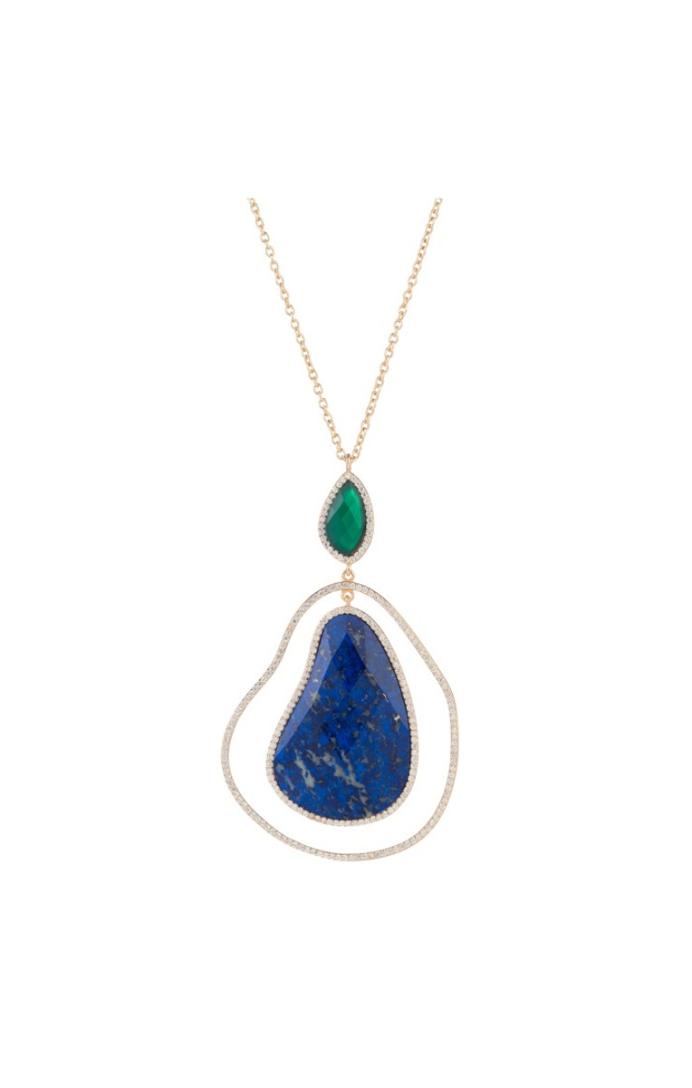 Cory necklace from Marcia Moran Jewelry