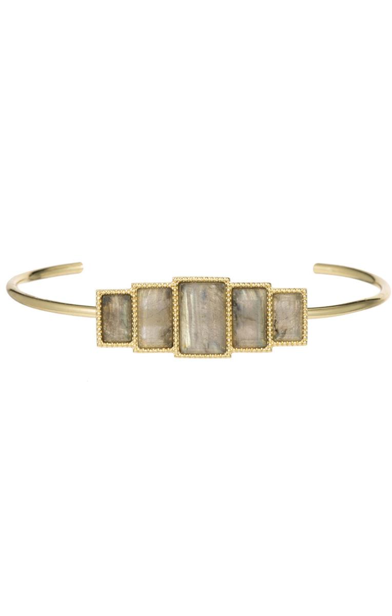 Marcia Moran Jewelry Uma Grey Bracelet