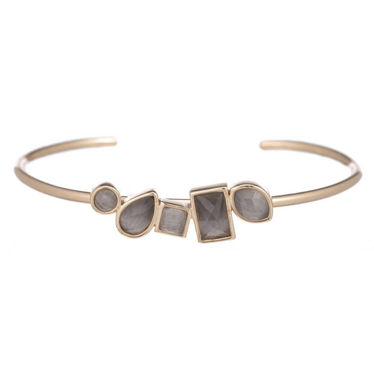 Grey Cashel bracelet by Marcia Moran Jewelry