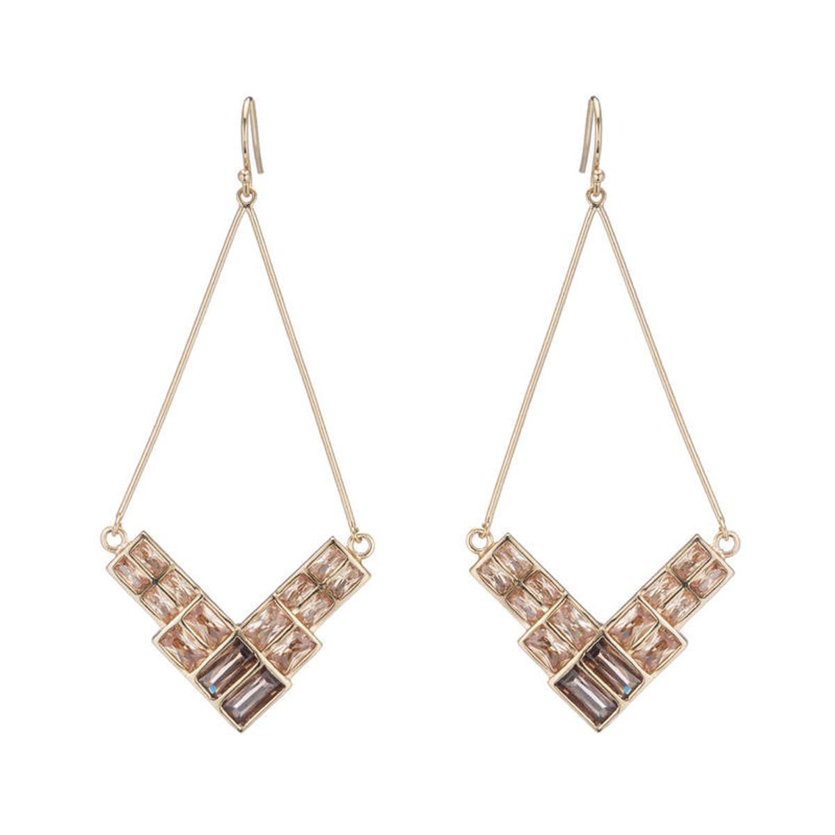 Violette earrings by Marcia Moran Jewelry