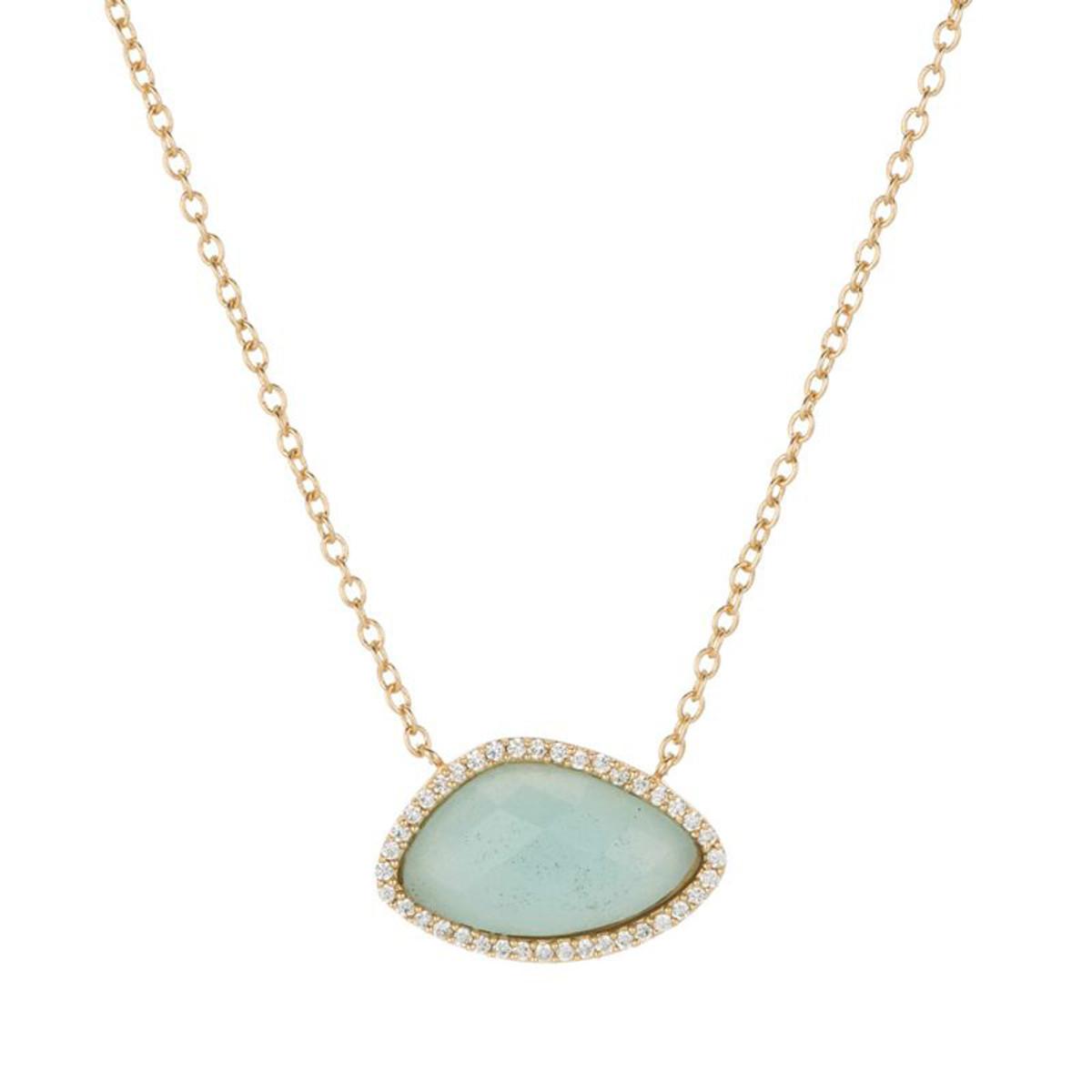 Marcia Moran Blue Necklace Valencia