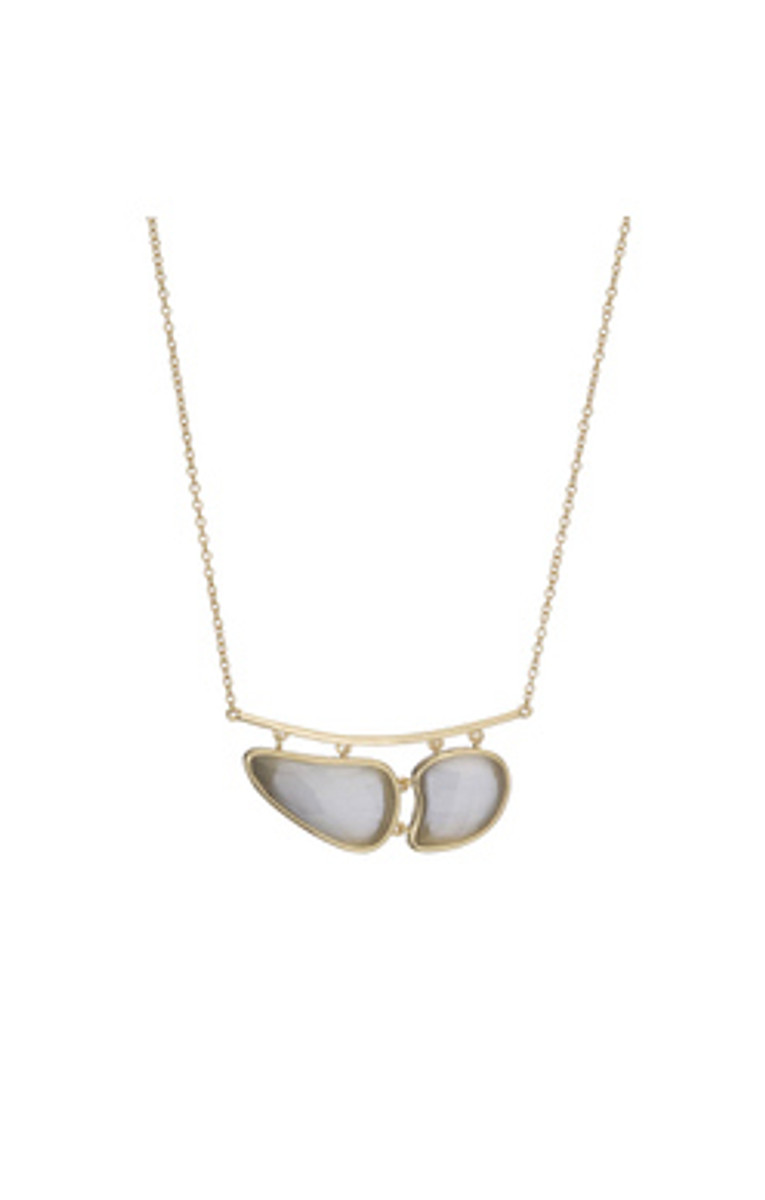 Rhea necklace from Marcia Moran Jewelry