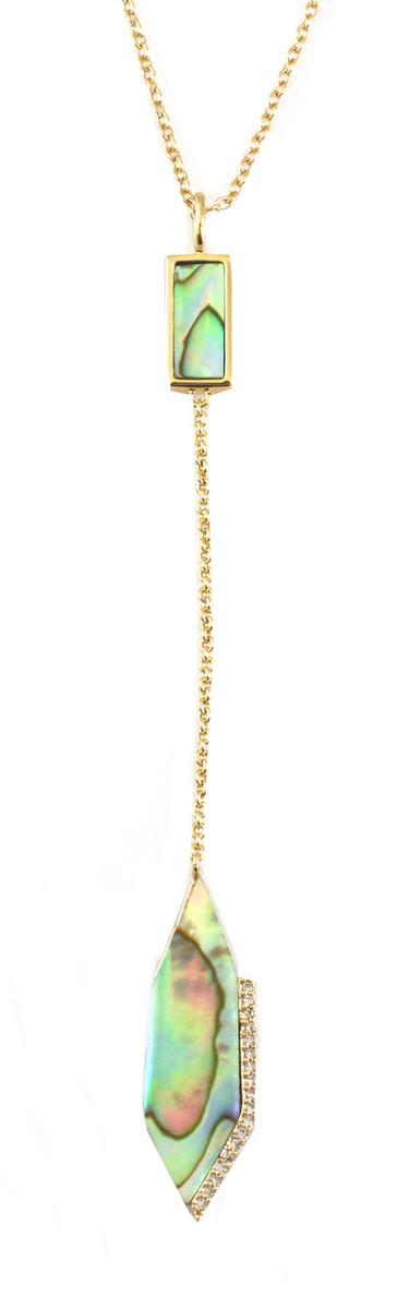 Turquoise Zagora necklace by Marcia Moran Jewelry