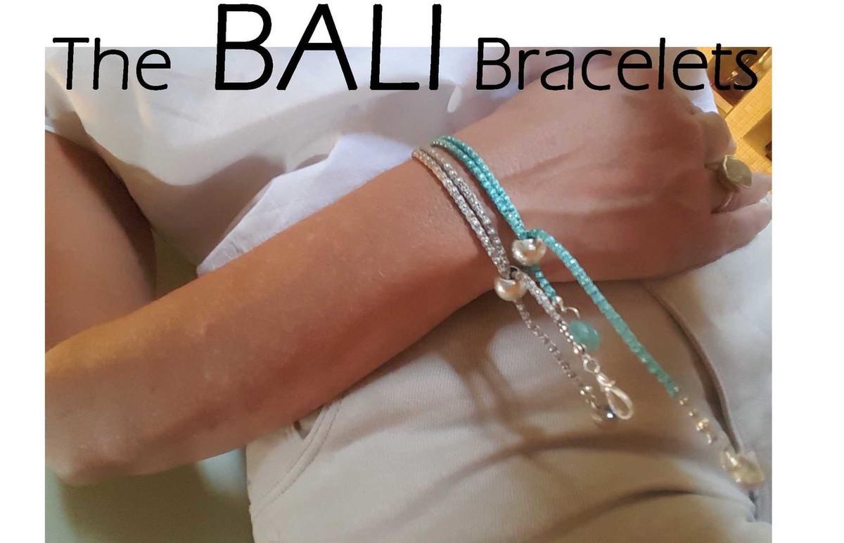 Bali Set of two Bracelet