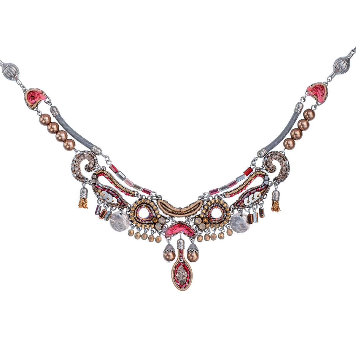 Ayala Bar Gold Birch Necklace