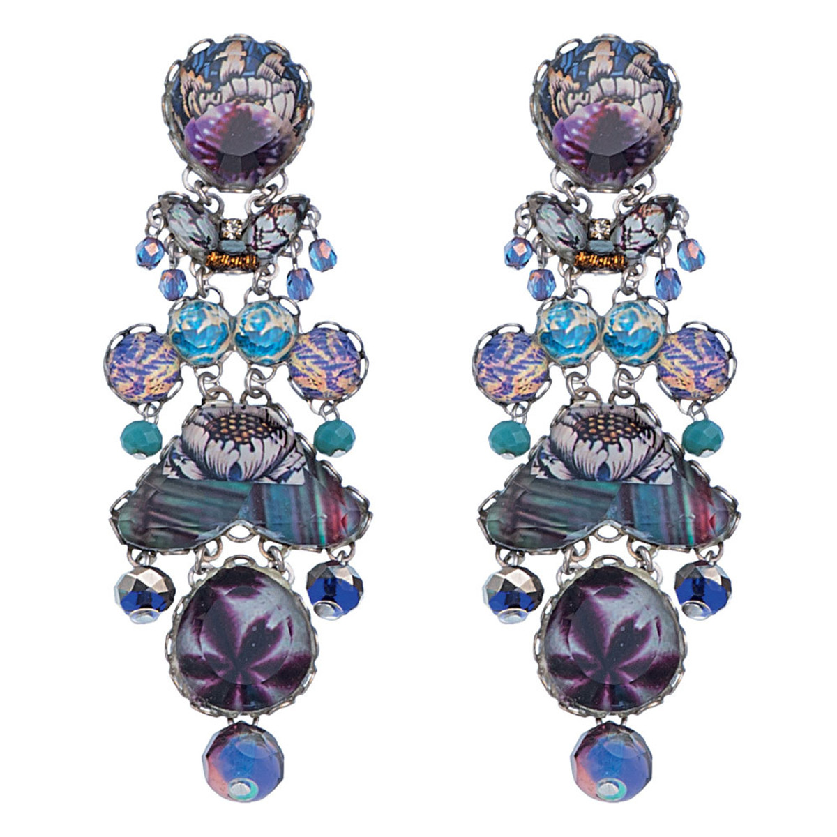 Ayala Bar Awakening Style Earrings