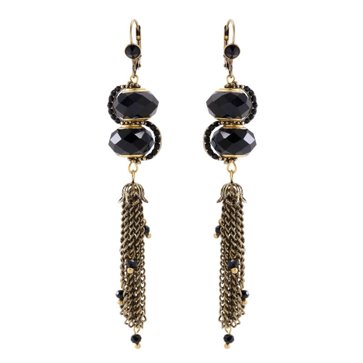 Michal Negrin Around the World Earrings - Multi Color