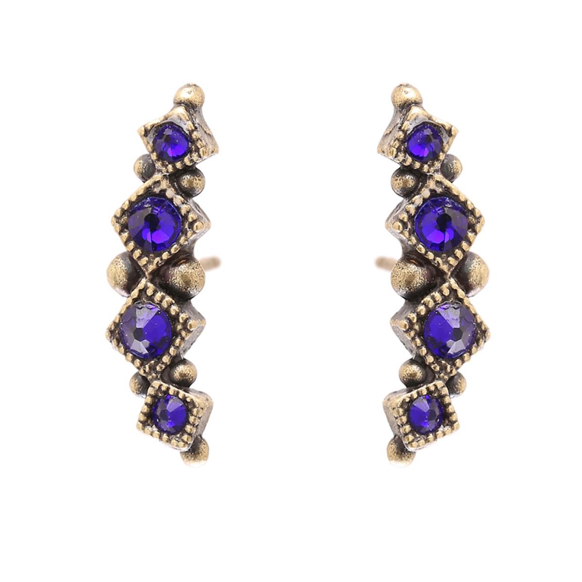 Michal Negrin Evolution Earrings - Multi Color