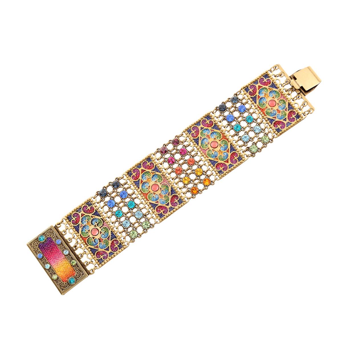 Michal Negrin Belt Bracelet - Multi Color