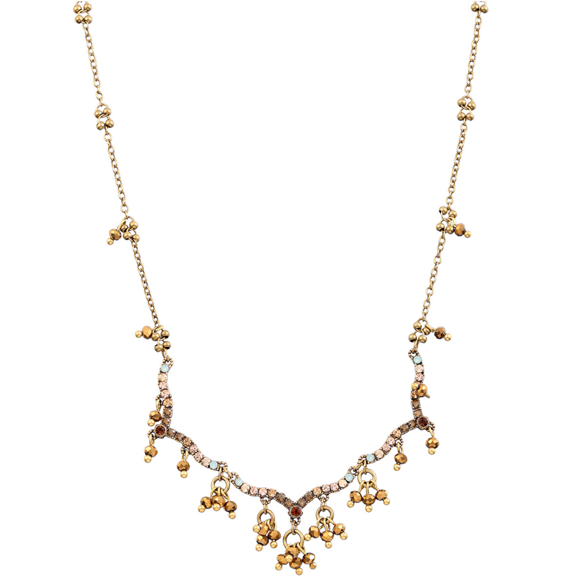 Michal Negrin Amass Necklace - Multi Color