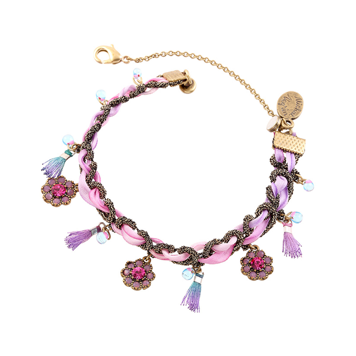 Michal Negrin Loose Bond Bracelet - Multi Color