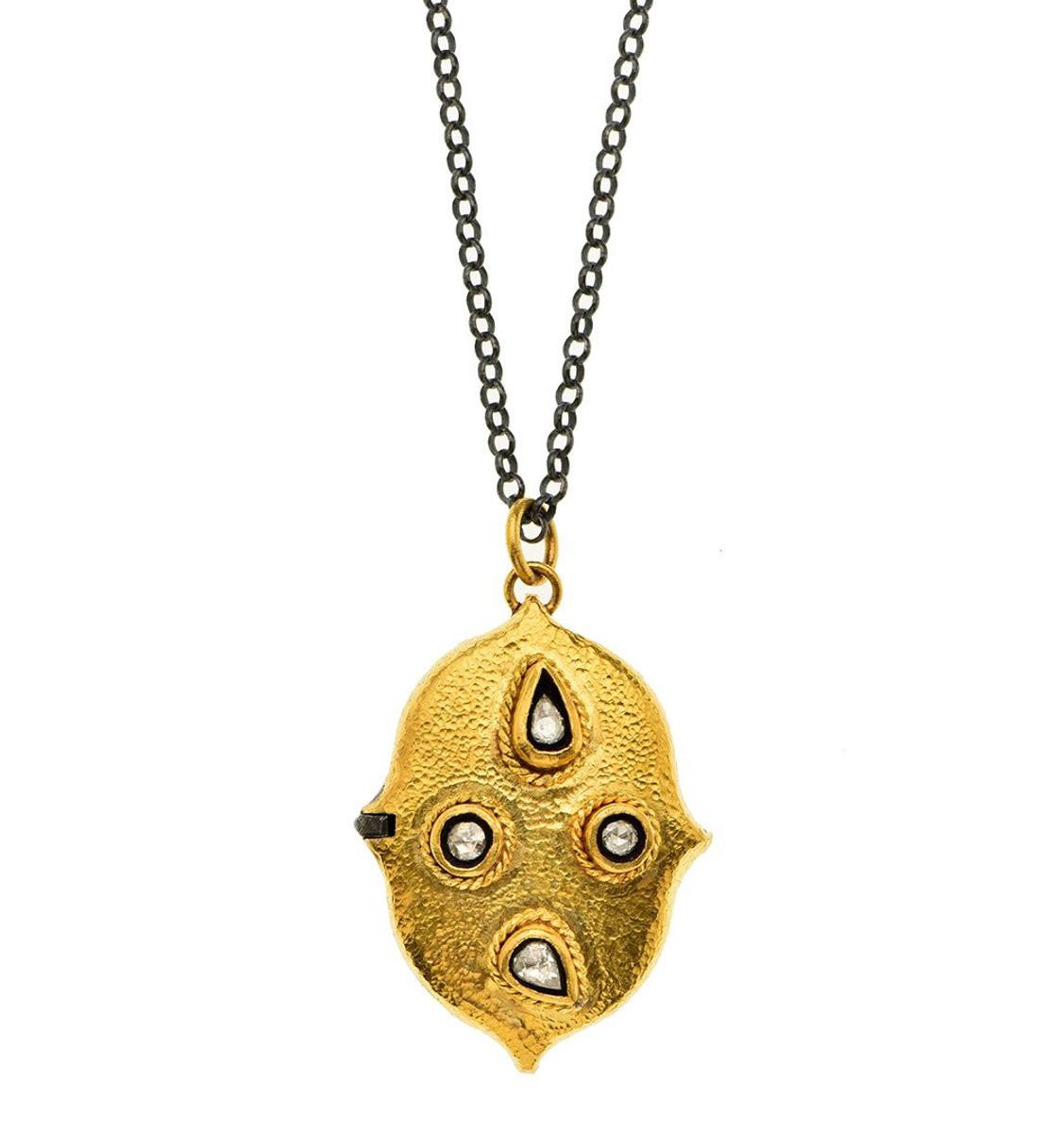 Ancient Love Necklace by Nava Zahavi - New Arrival