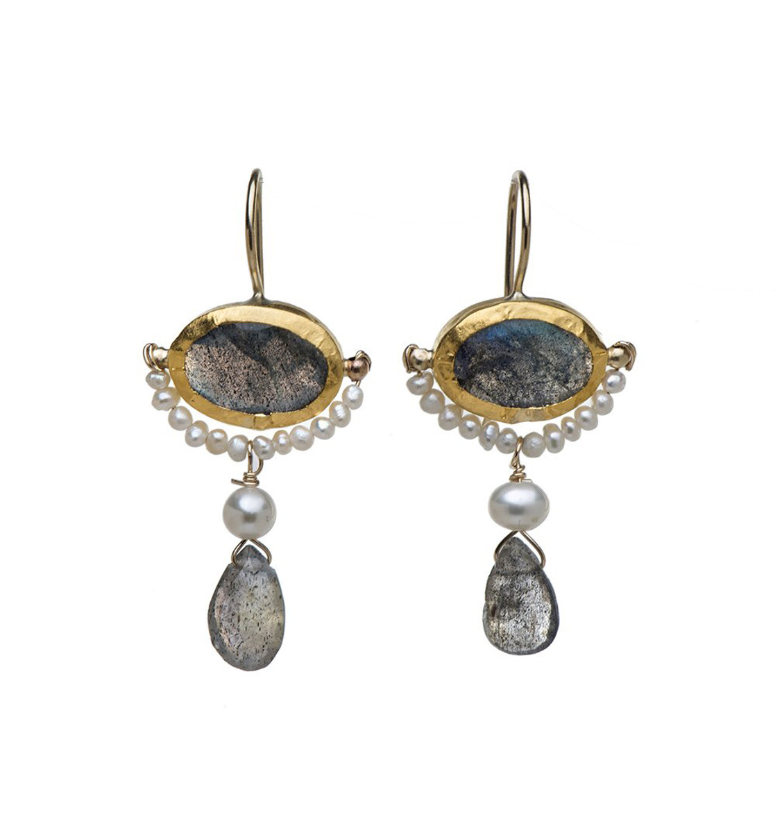 Aurora Earrings by Nava Zahavi - New Arrival