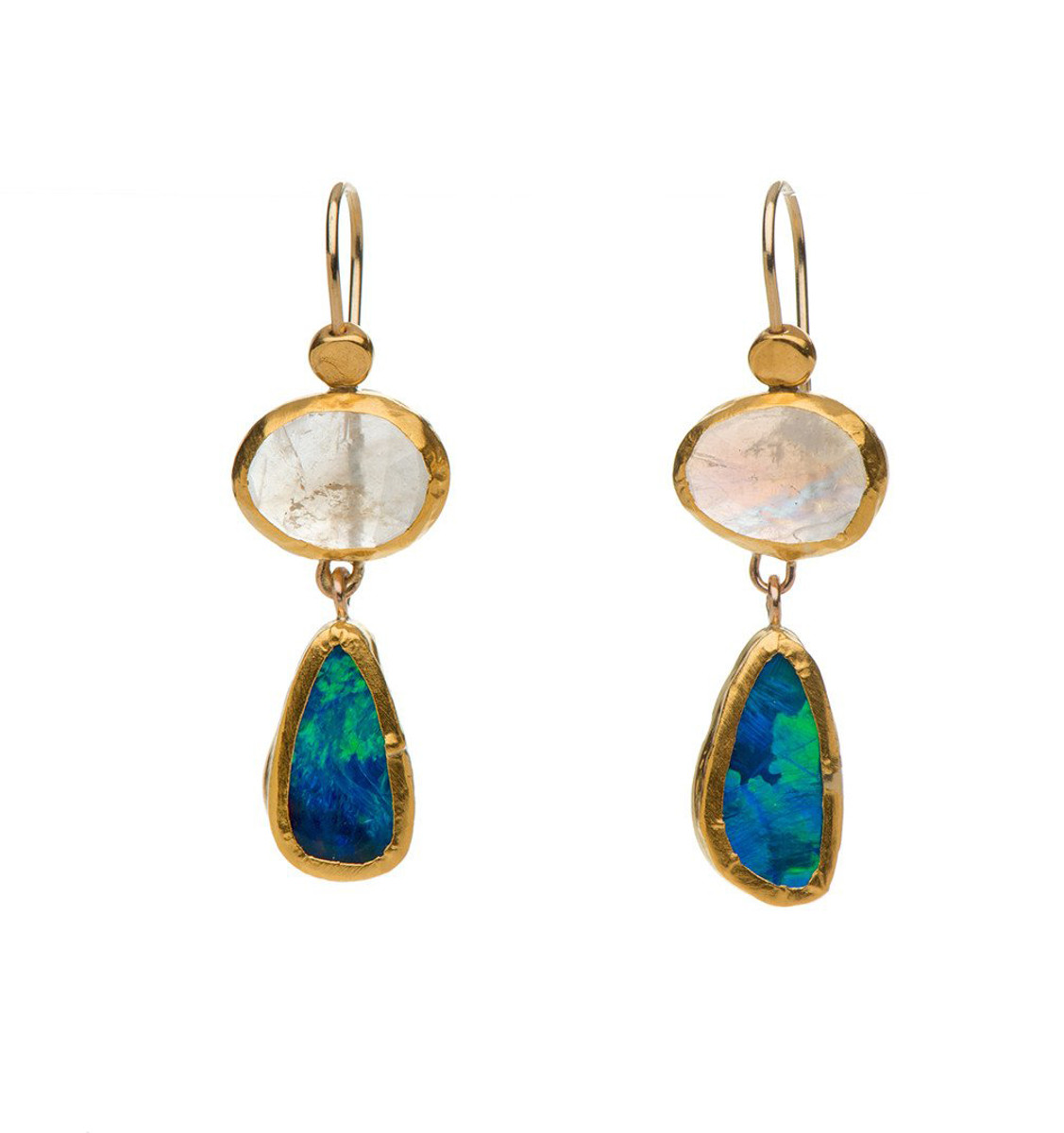 Dash of Light Earrings by Nava Zahavi - New Arrival