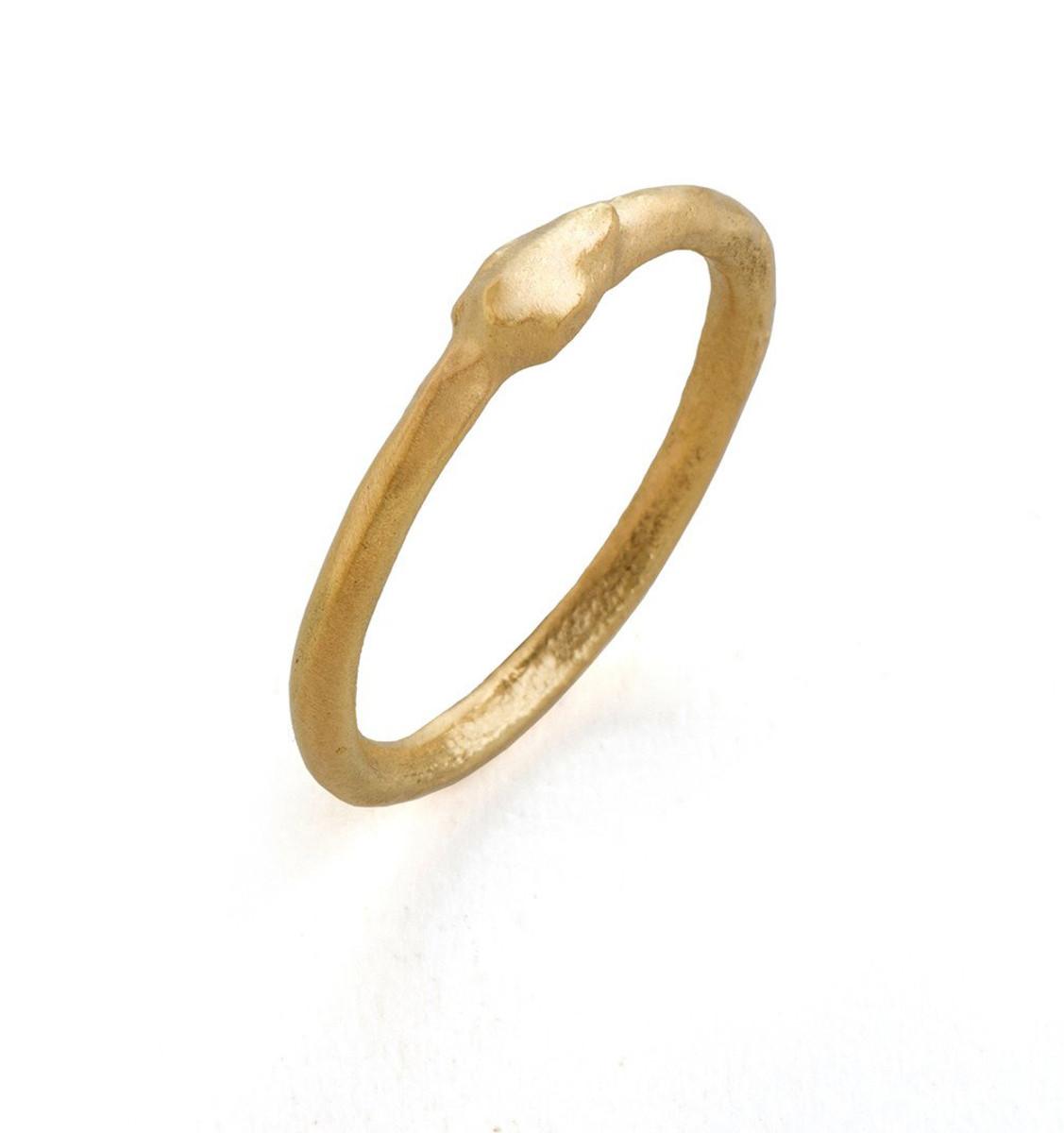 True Gold Ring by Nava Zahavi  - New Arrival