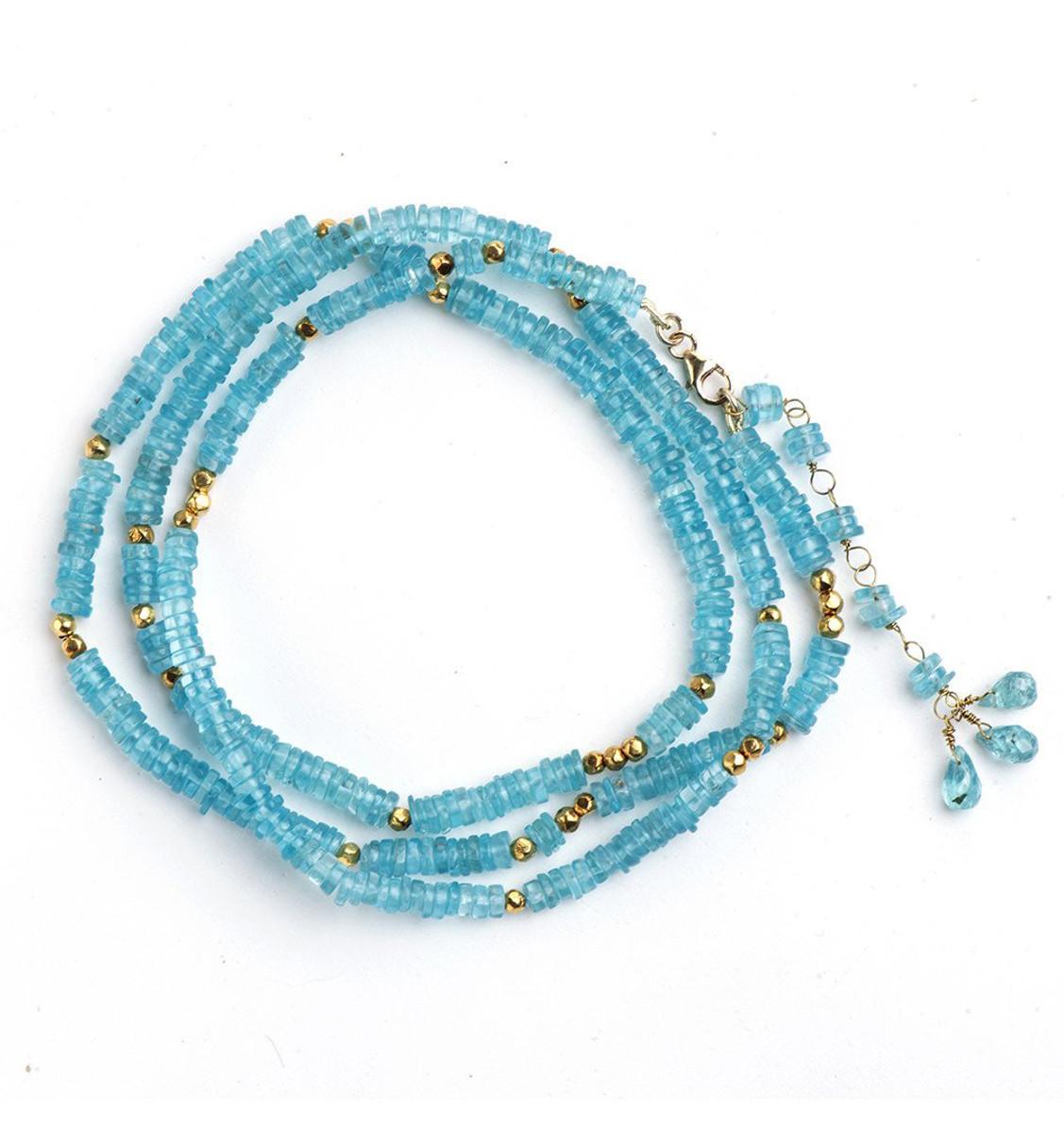 Harmony Blue Bracelet by Nava Zahavi - New Arrival