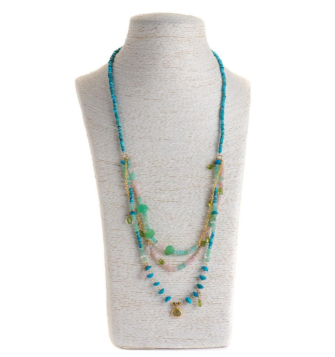 Valentines Special Necklace by Nava Zahavi - New Arrival
