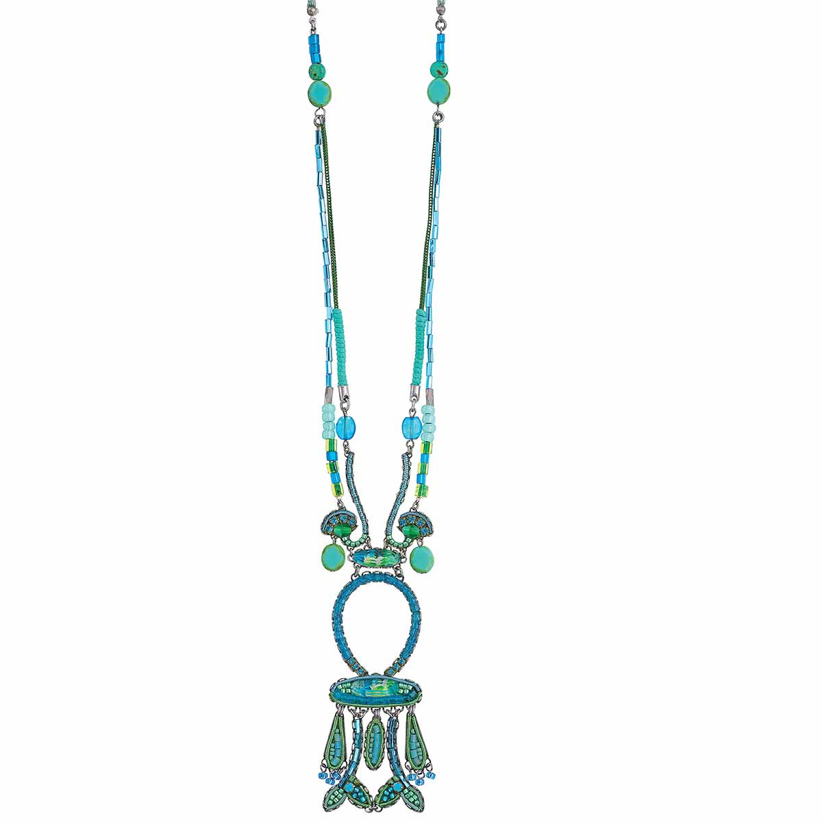Ayala Bar Riviera Long And Layered Necklace