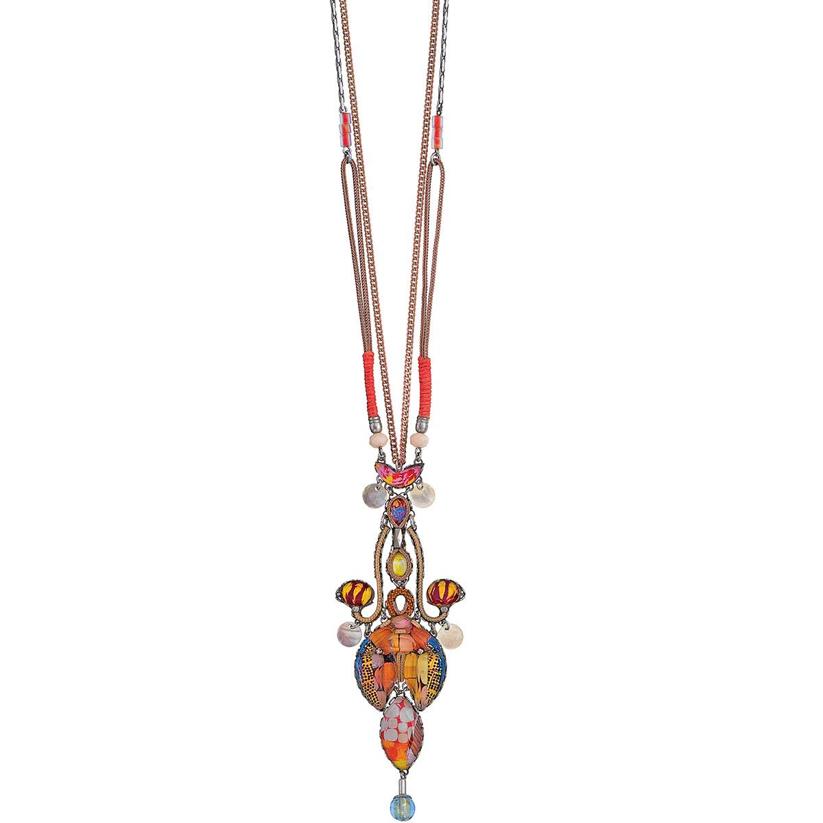 Ayala Bar Milano Long And Layered Necklace