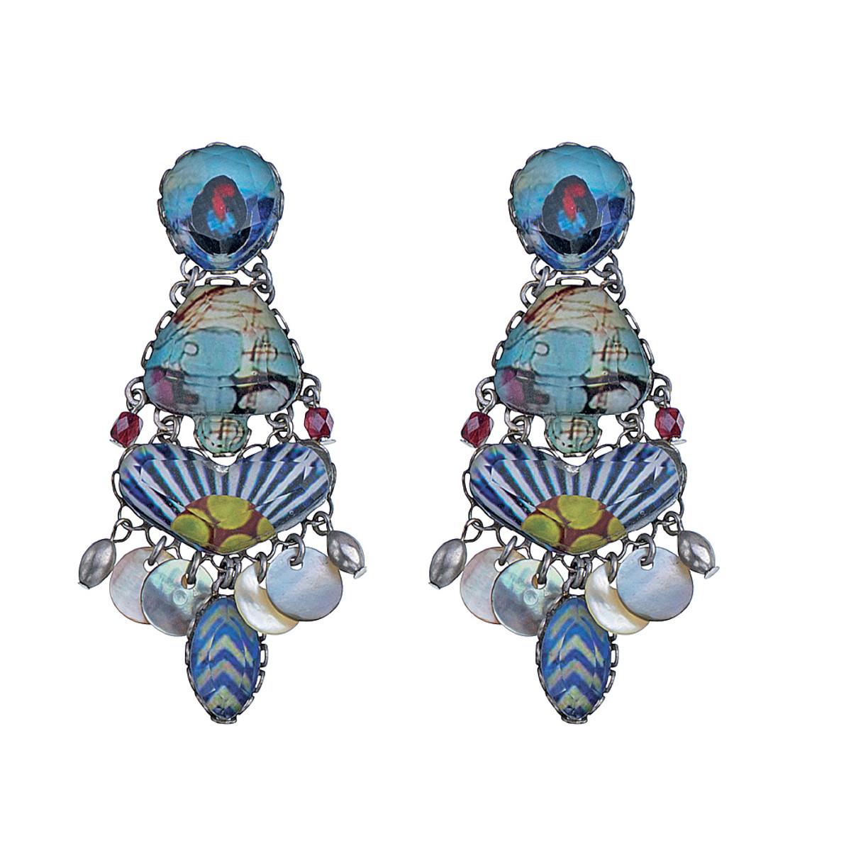 Ayala Bar Cirrus Endless Love Earrings