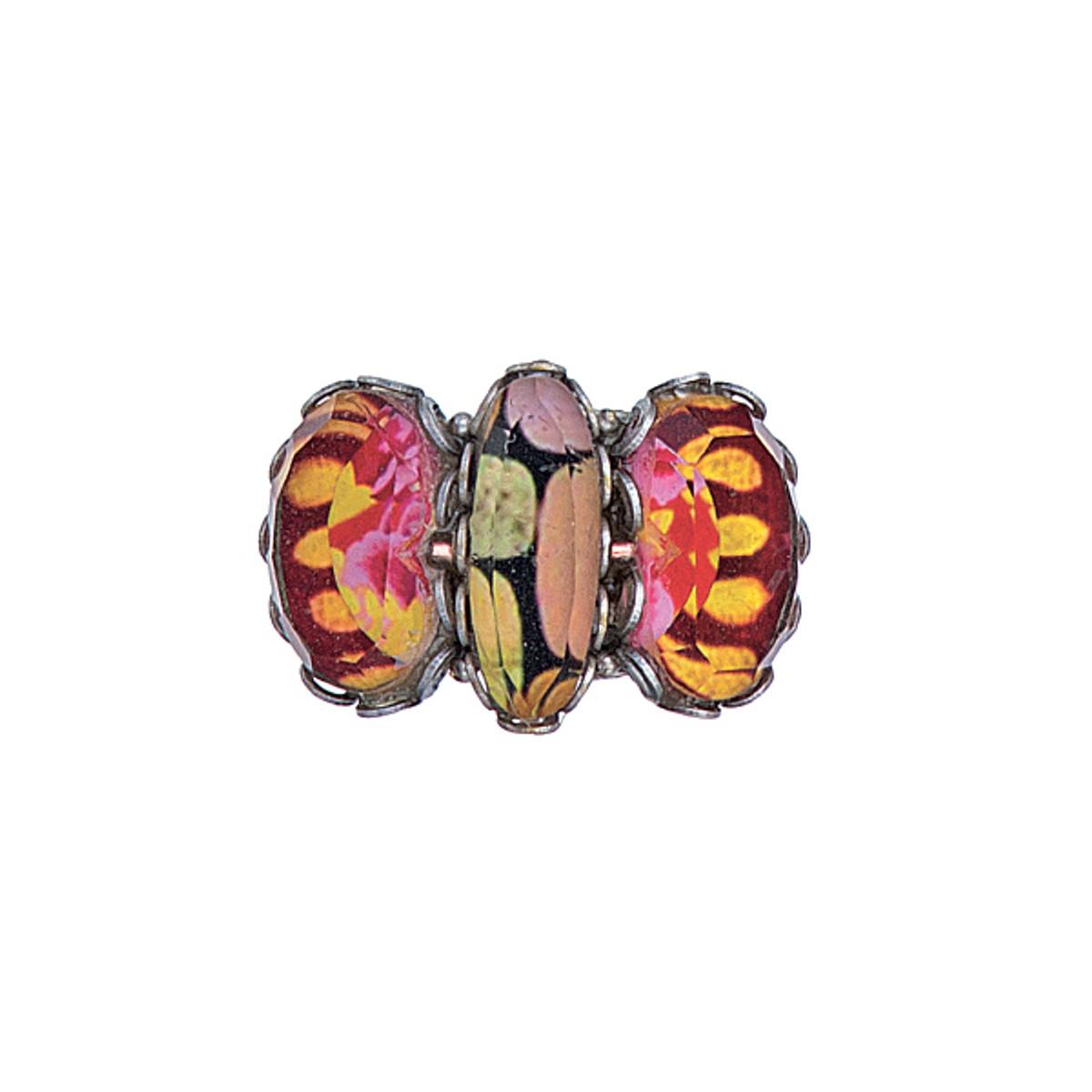 Ayala Bar Milano Strawberry Margarita Adjustable Ring