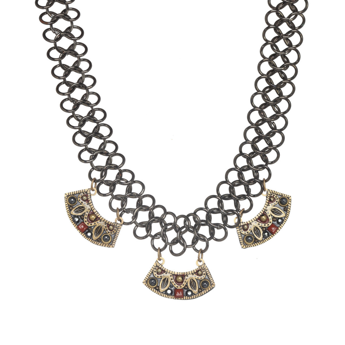 Canyon necklace by Michal Golan Jewelry