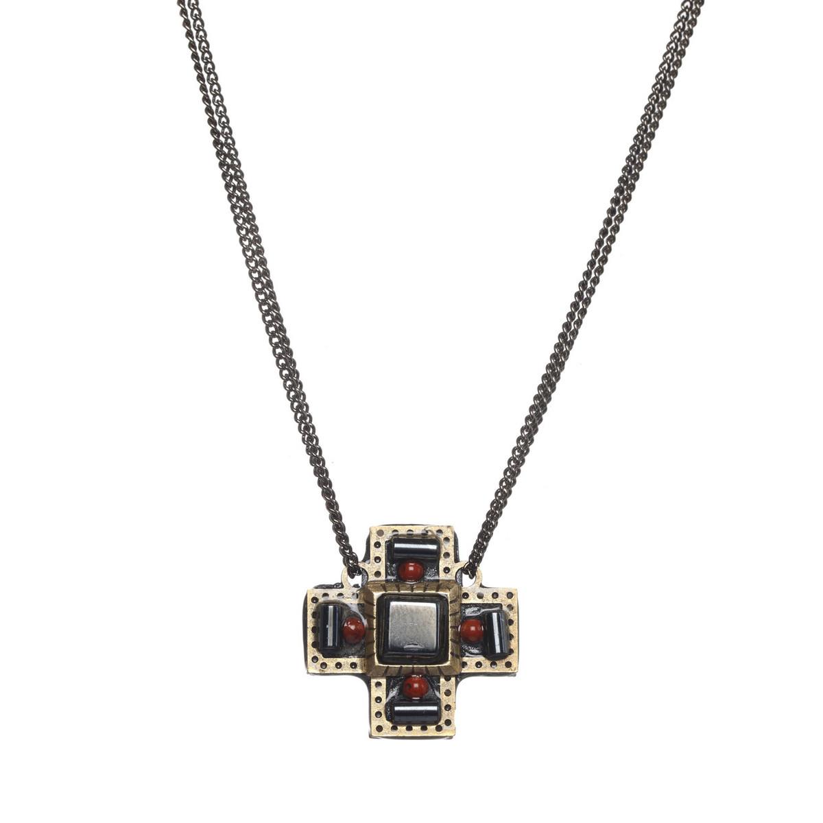 Michal Golan Canyon Small Plus Necklace