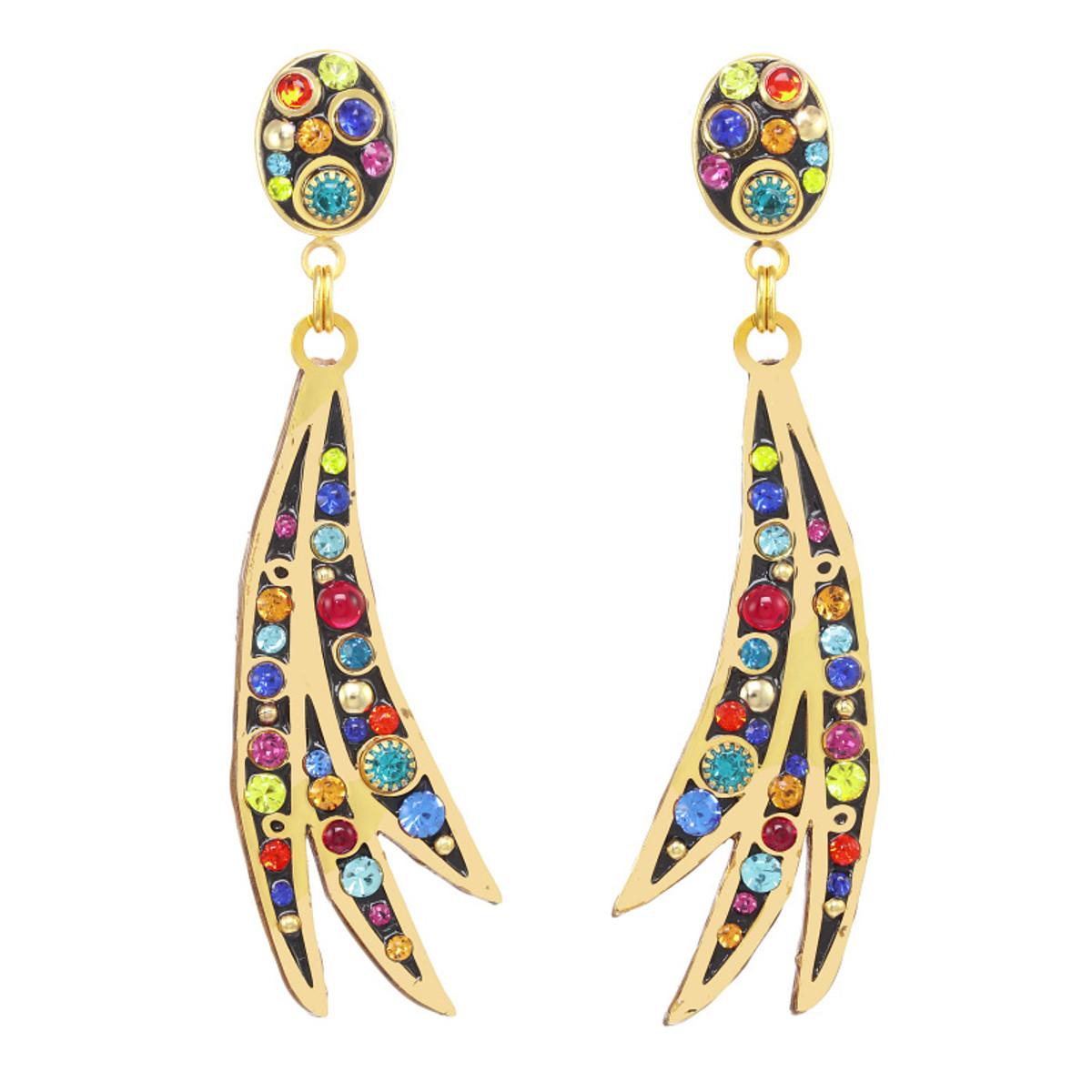 Cosmic earrings from Michal Golan Jewelry