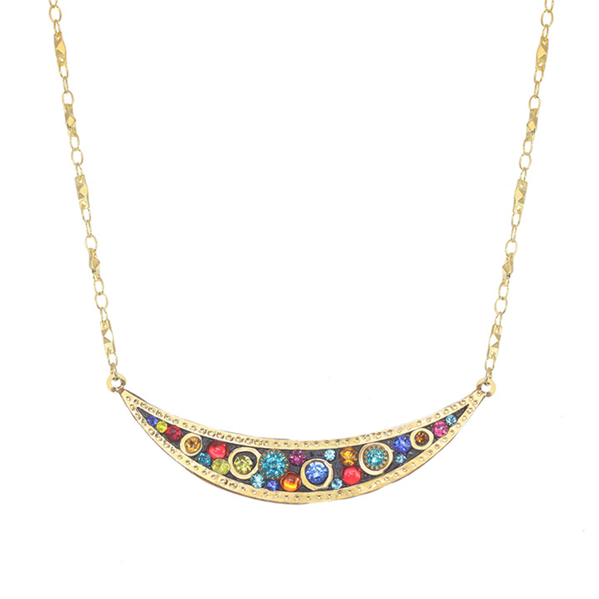 Michal Golan Jewellery Cosmic Multi Necklace