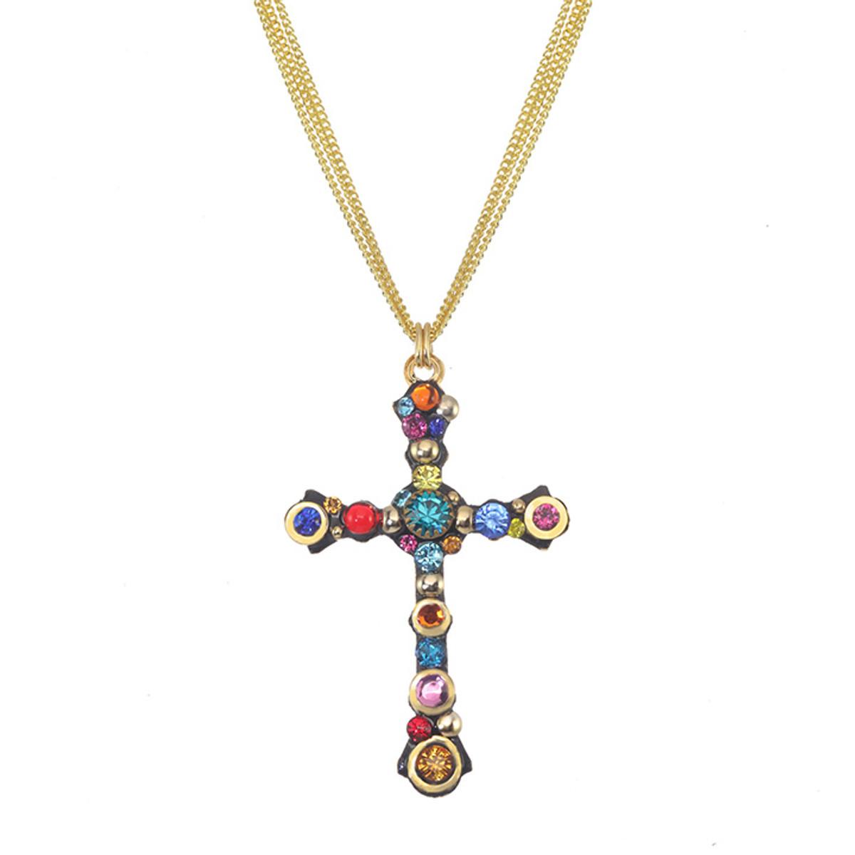Michal Golan Michal Golan Cosmic Cross Necklace