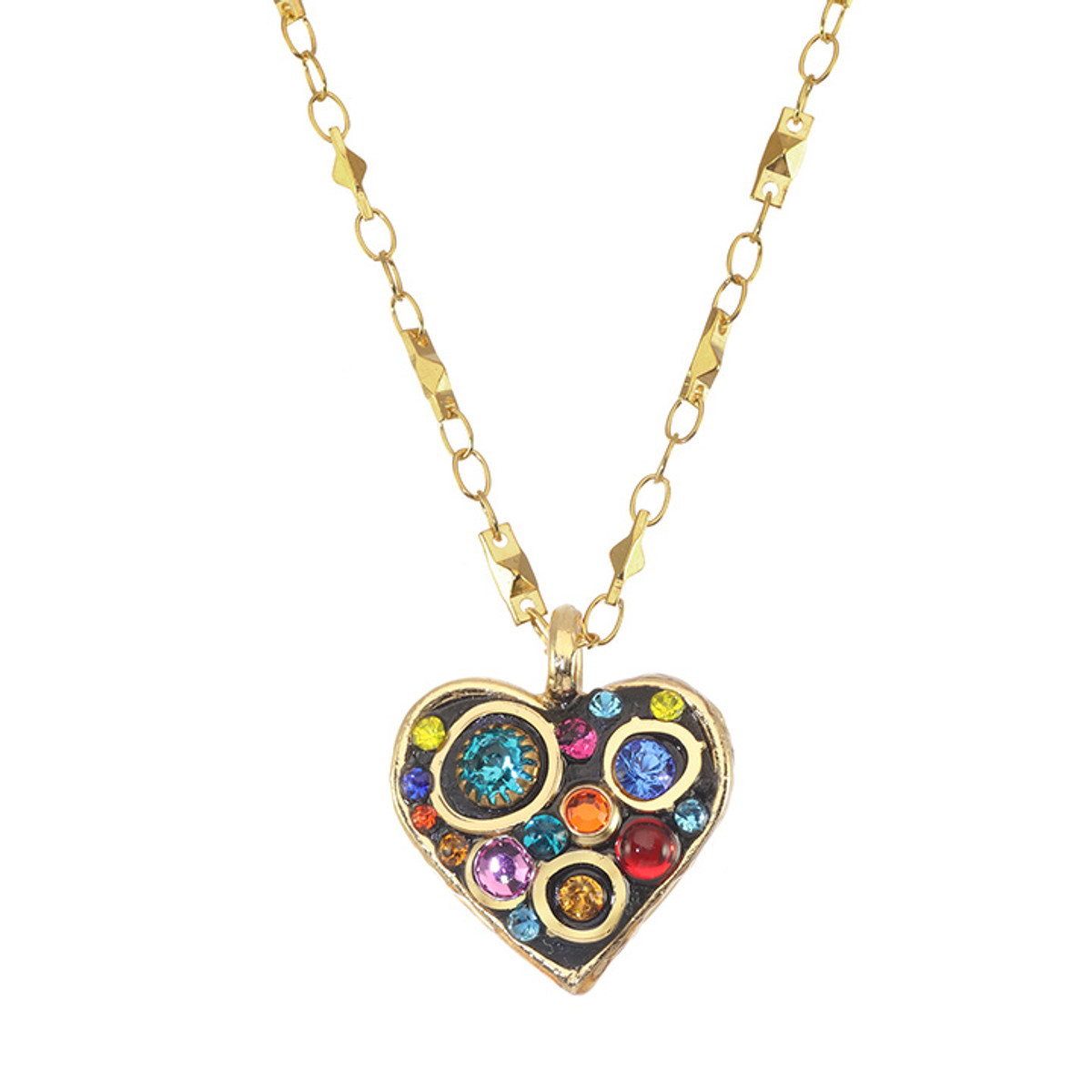 Michal Golan Michal Golan Cosmic Heart Necklace