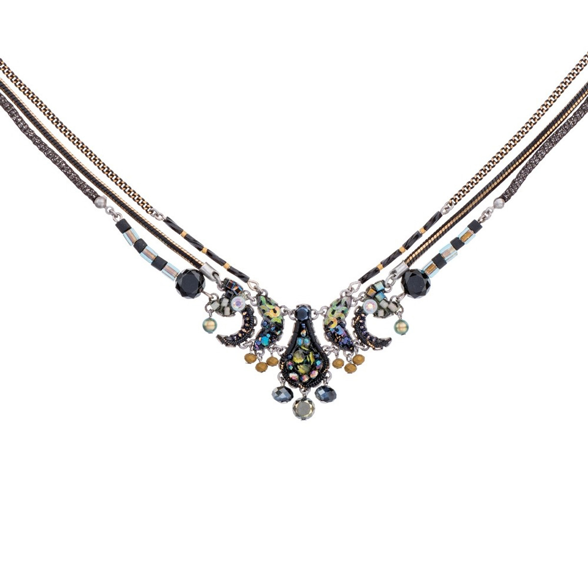 Ayala Bar Festival Night Day and Night Necklace Additional- New Arrival