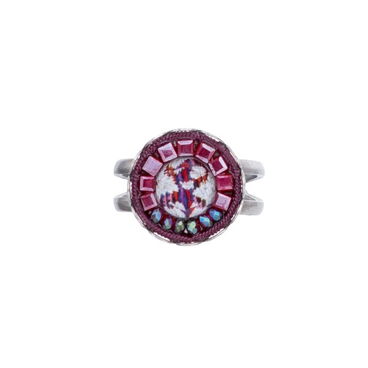 Ayala Bar Ruby Tuesday Adjustable Ring - New Arrival