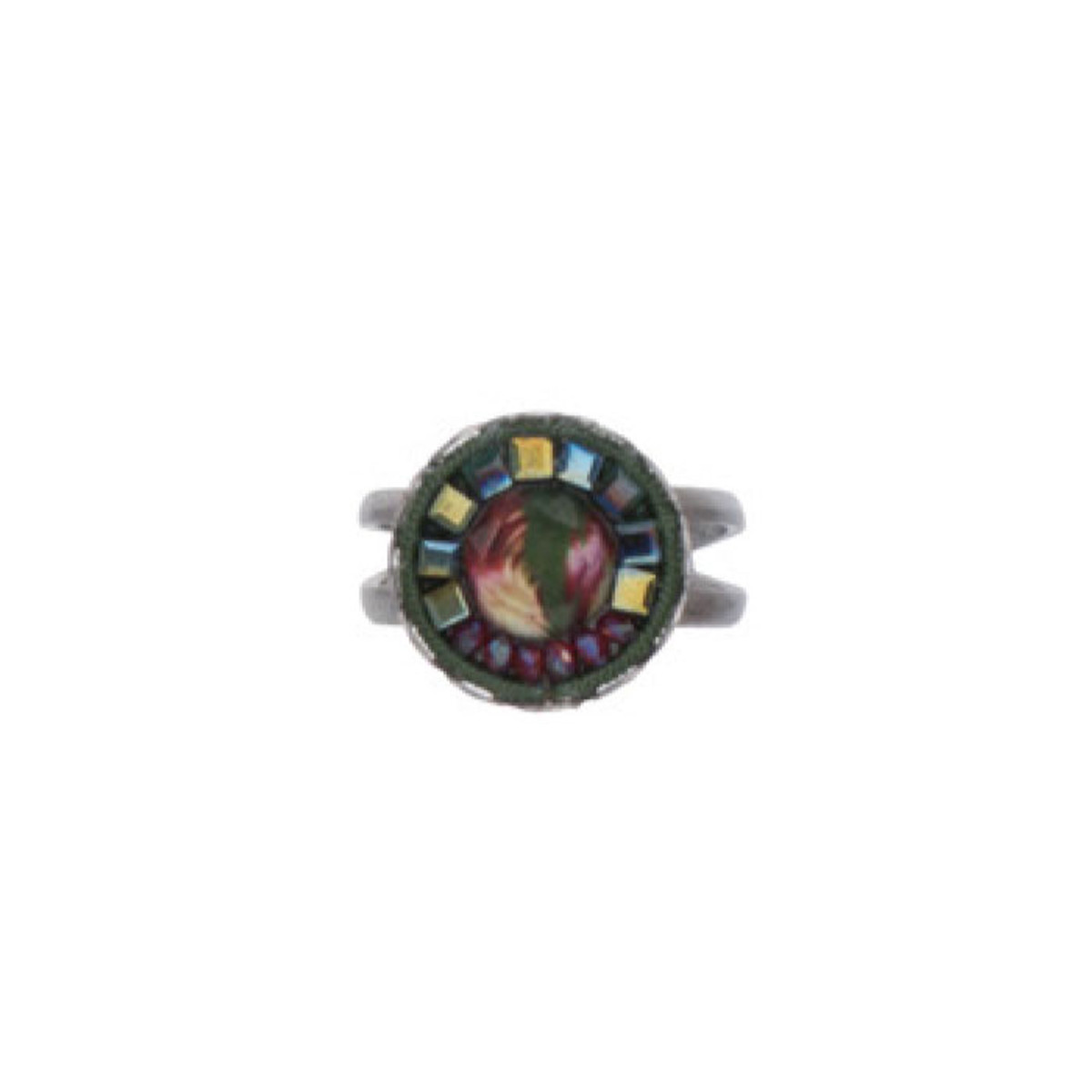 Ayala Bar Summer Lawns Adjustable Ring - New Arrival