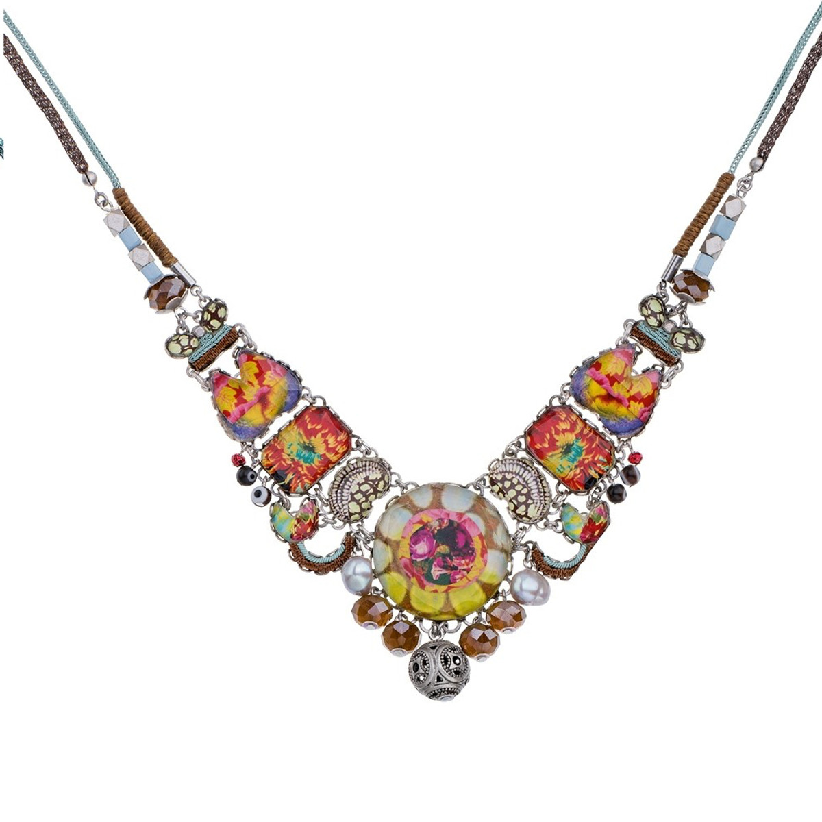 Ayala Bar Unforgettable Fire Weekend Necklace - New Arrival