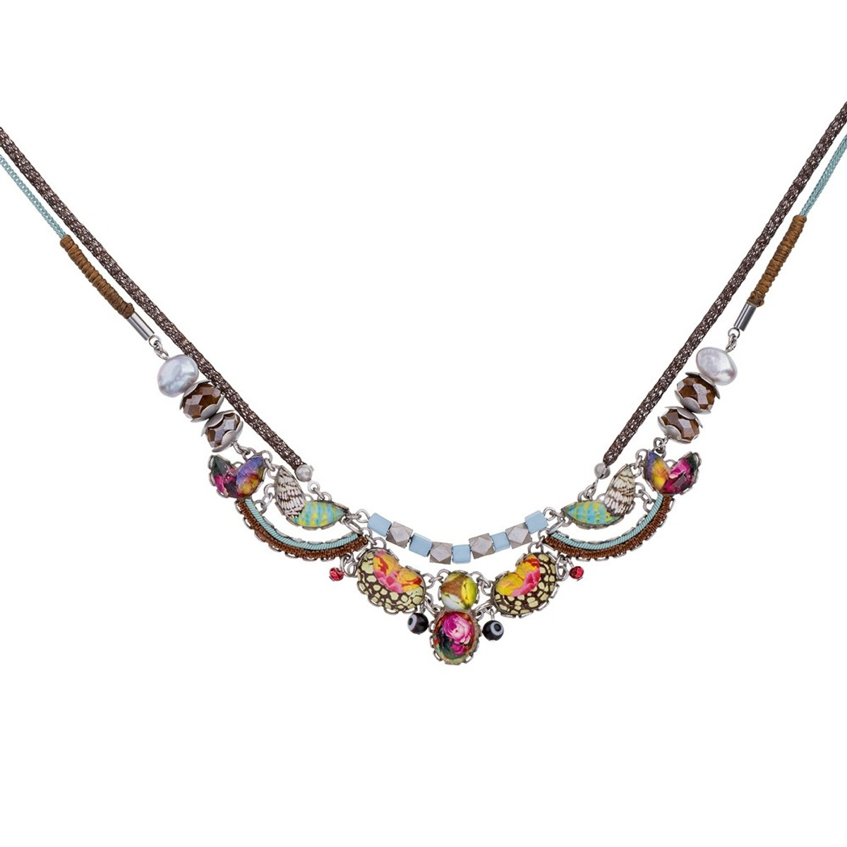 Ayala Bar Unforgettable Fire Island Fantasy Necklace - New Arrival