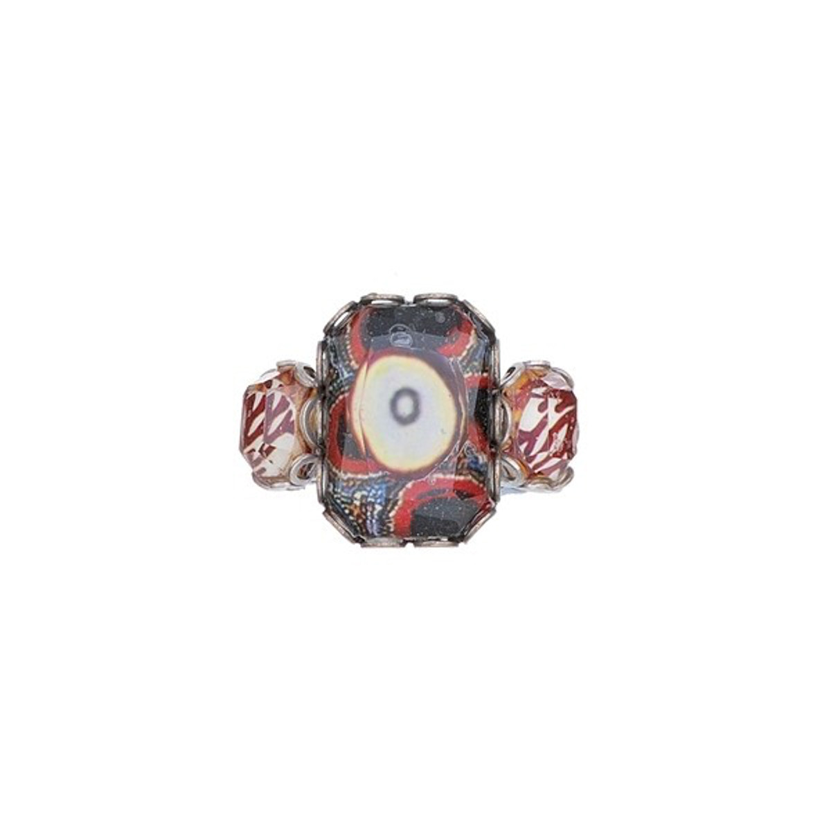 Ayala Bar Sunset Bliss Break of Dawn Adjustable Ring - New Arrival