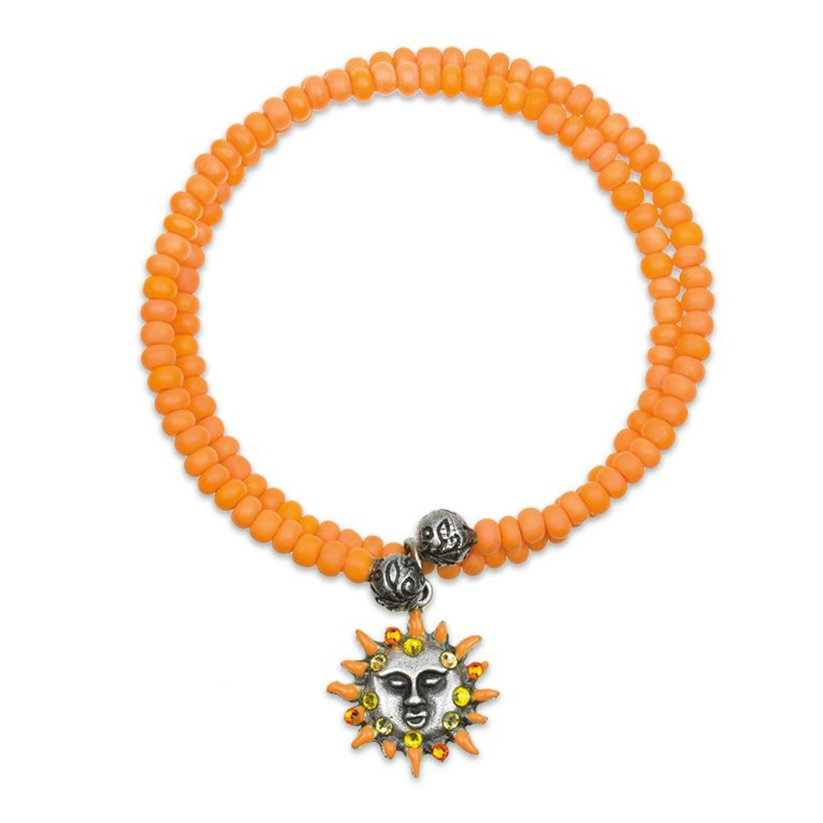 Anne Koplik Shining Sun Wrap Bracelet