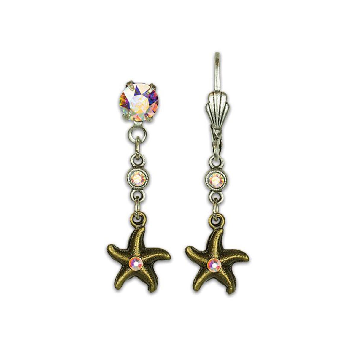 Anne Koplik Starfish Earrings