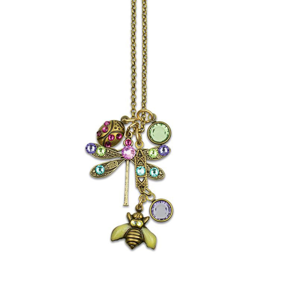 Anne Koplik Bug Out Necklaces
