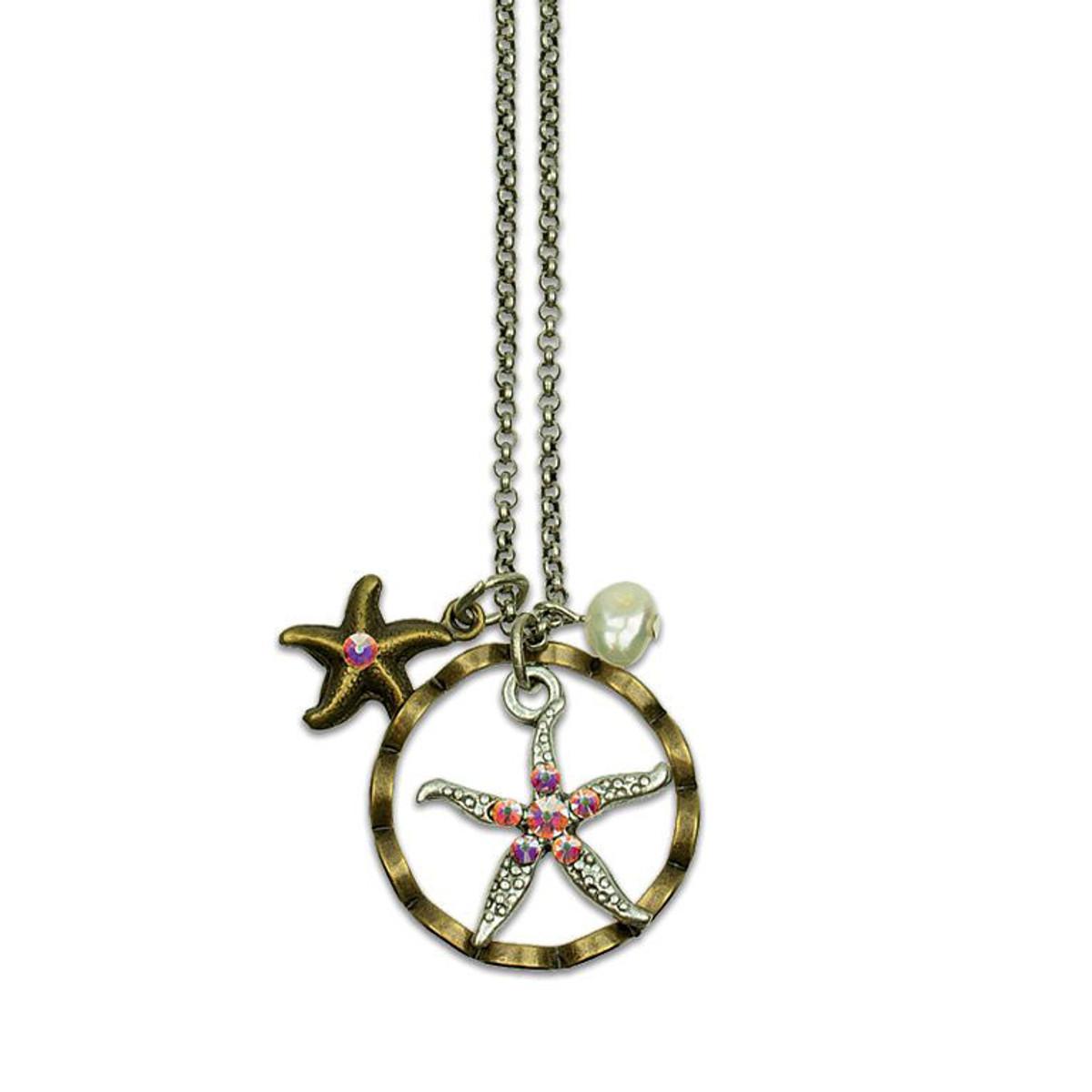 Anne Koplik Starfish Necklaces