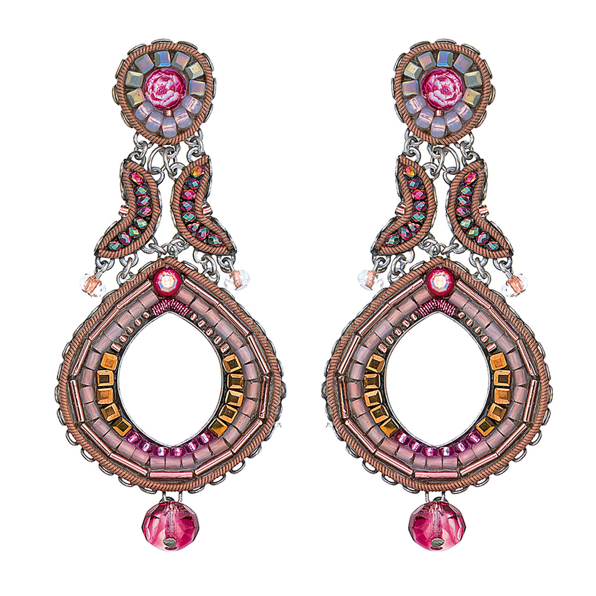 Ayala Bar Secret Cave Sundial Earrings