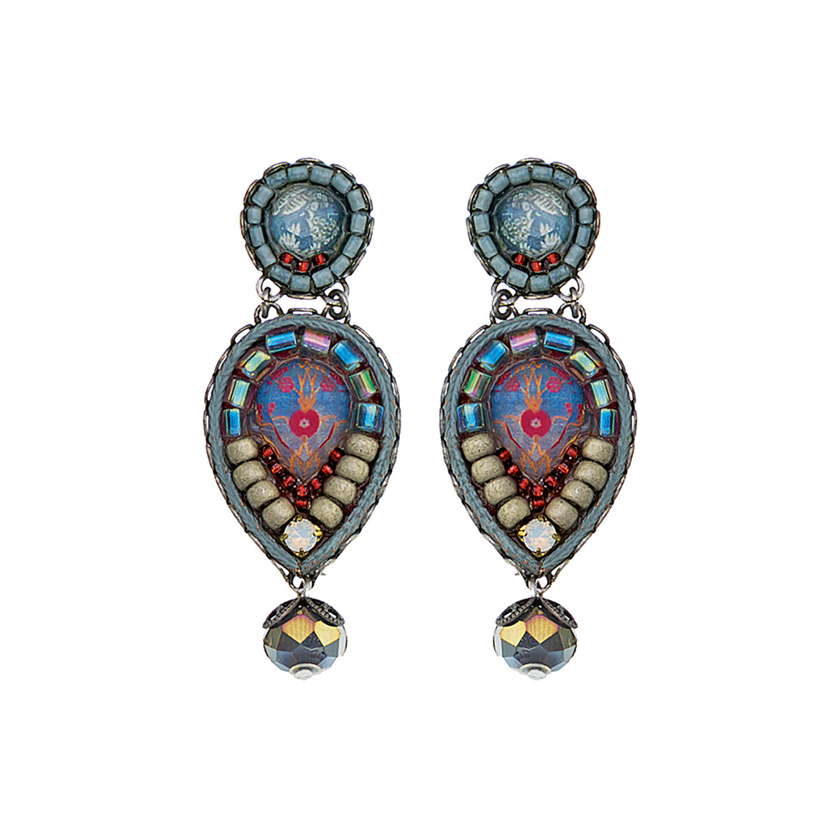 Ayala Bar Blue Skies Euphoria Earrings